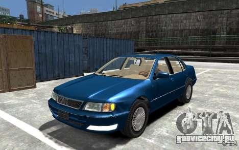 Infiniti I30 A32 Kouki для GTA 4
