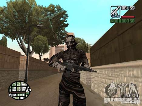 Sandwraith from Prince of Persia 2 для GTA San Andreas
