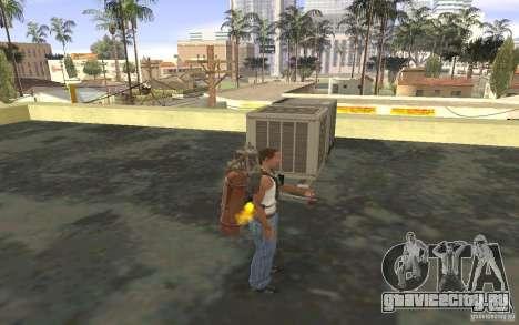 Джетпак в стиле СССР для GTA San Andreas пятый скриншот