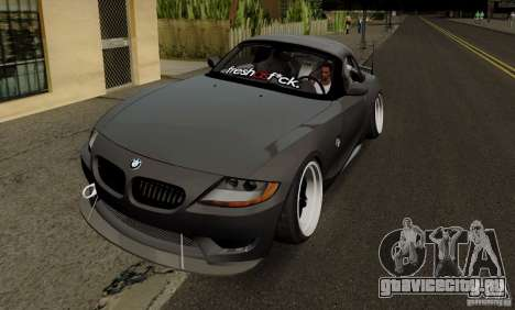 BMW Z4 Hellaflush для GTA San Andreas