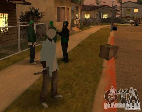 Скин sbmycr для GTA San Andreas второй скриншот