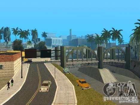 Mega Cars Mod для GTA San Andreas четвёртый скриншот