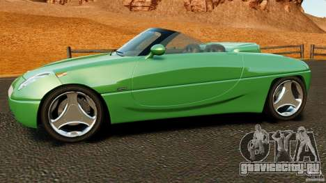 Daewoo Joyster Concept 1997 для GTA 4 вид слева