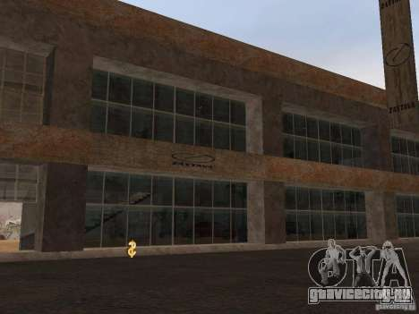 IMW Old Zastava Car Showroom для GTA San Andreas второй скриншот