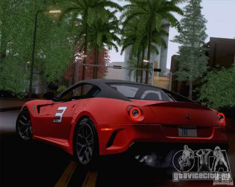 Optix ENBSeries для мощных ПК для GTA San Andreas пятый скриншот