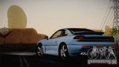 Dodge Stealth RT Twin Turbo 1994 для GTA San Andreas вид слева