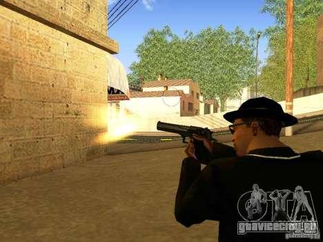 Desert Eagle MW3 для GTA San Andreas восьмой скриншот