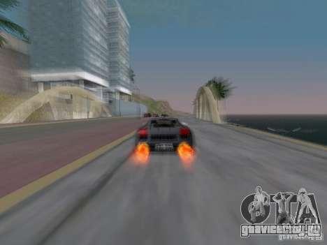 Race for NFS для GTA San Andreas