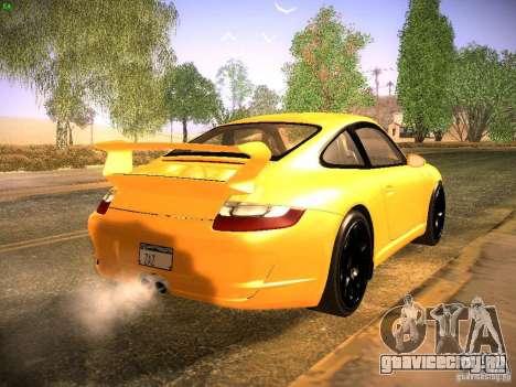 Porsche 911 для GTA San Andreas вид справа