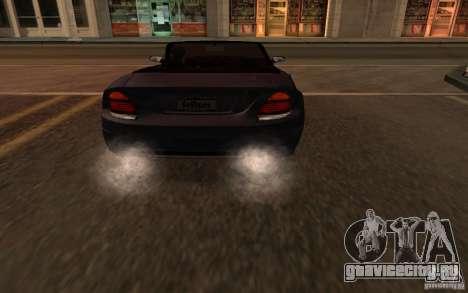 The best effects from GTA IV для GTA San Andreas пятый скриншот
