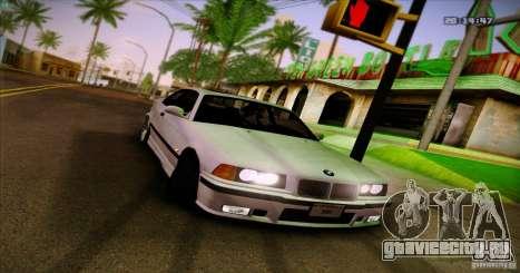 Paradise Graphics Mod (SA:MP Edition) для GTA San Andreas пятый скриншот