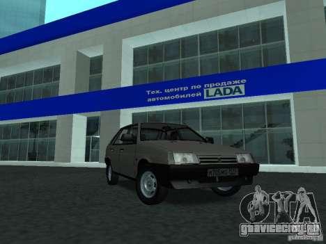 ВАЗ 2109 CR v.2 для GTA San Andreas