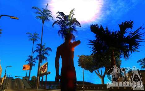 Отличный Прицел для GTA San Andreas пятый скриншот