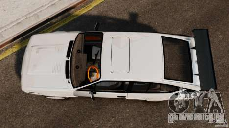 Alfa Romeo GTV6 1986 для GTA 4 вид справа