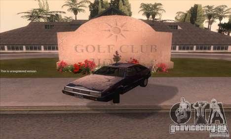 Isuzu Piazza для GTA San Andreas
