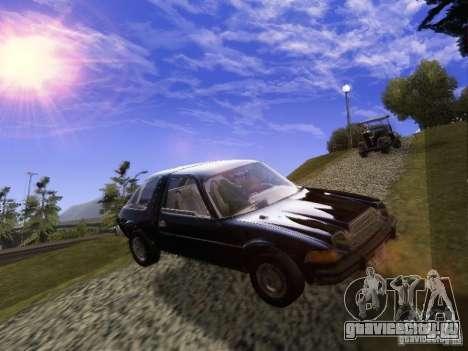 AMC Pacer для GTA San Andreas вид справа