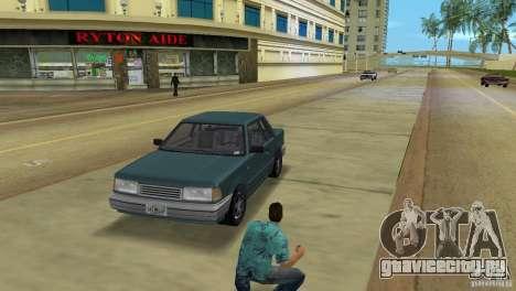 Manana HD для GTA Vice City