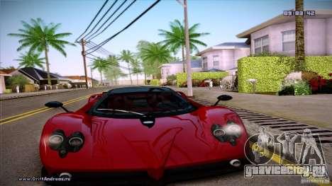 Paradise Graphics Mod (SA:MP Edition) для GTA San Andreas четвёртый скриншот