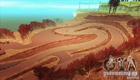 The Ebisu South Circuit для GTA San Andreas девятый скриншот