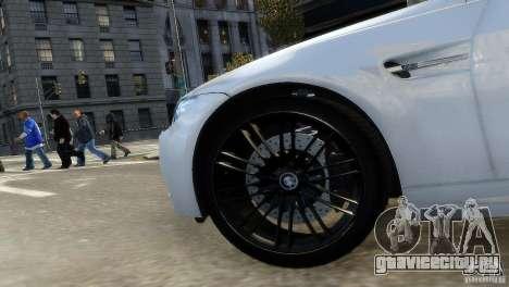 BMW M3 E92 2008 v1.0 для GTA 4