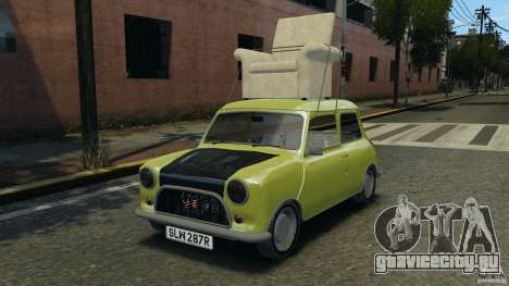 Mini Cooper для GTA 4