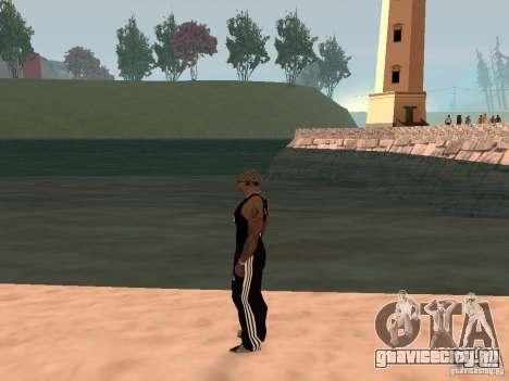 Выбор любой погоды для GTA San Andreas третий скриншот