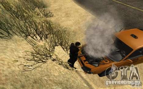 Починка авто как в Mafia 2 (V 1.2) для GTA San Andreas