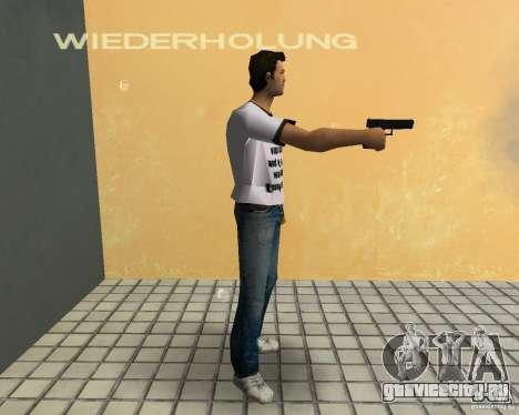 Пак оружия из GTA4 для GTA Vice City одинадцатый скриншот