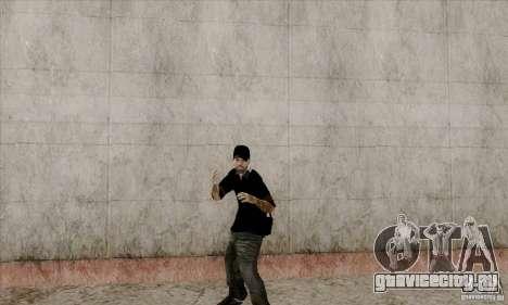 Скин на замену Bmydrug для GTA San Andreas пятый скриншот