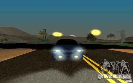 ЛАДА ПРИОРА tuning для GTA San Andreas вид слева