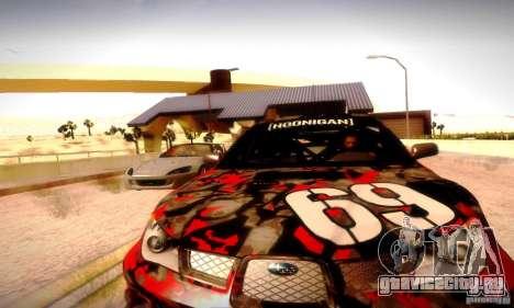 Drag Track Final для GTA San Andreas четвёртый скриншот