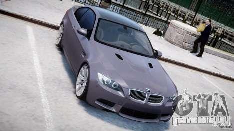 BMW M3 E92 stock для GTA 4