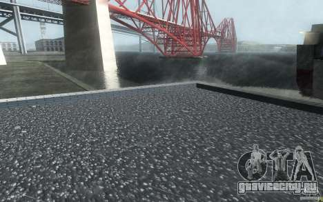 HD будка на КПП для GTA San Andreas четвёртый скриншот