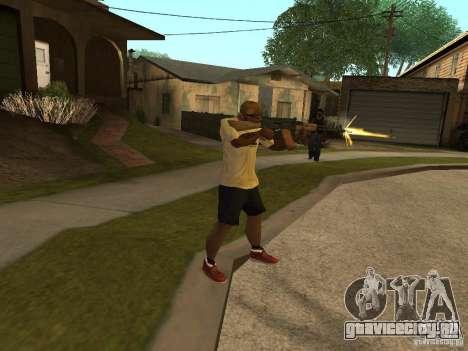 AK-74 из Arma II для GTA San Andreas пятый скриншот