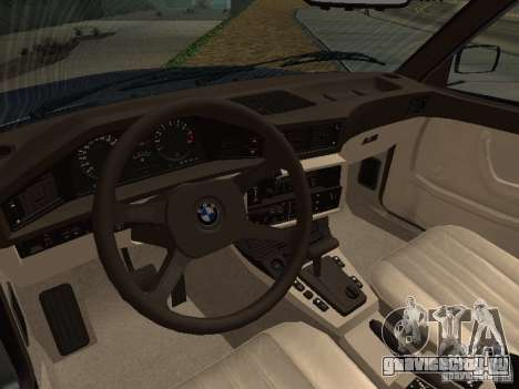 BMW 535is E28 для GTA San Andreas вид слева