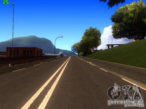 Roads Moscow для GTA San Andreas шестой скриншот