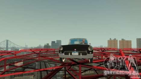 Smith Thunderbolt Mafia II для GTA 4 вид справа