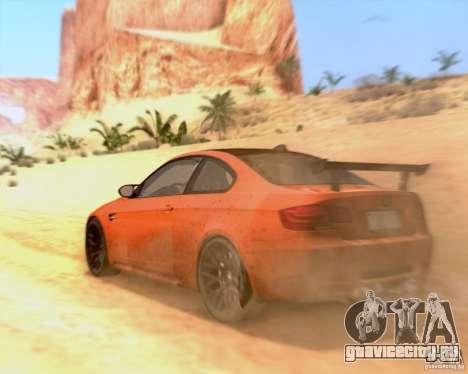 SA_NGGE ENBSeries для GTA San Andreas седьмой скриншот