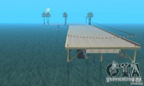Dan Island v1.0 для GTA San Andreas второй скриншот