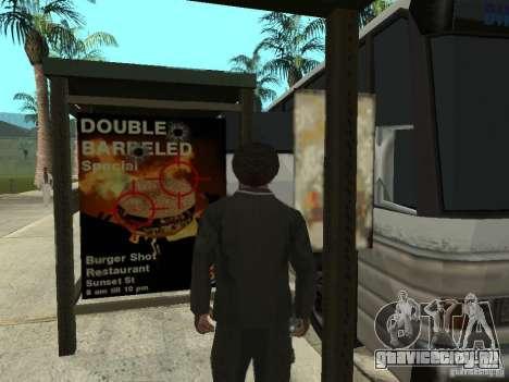 Автобусная линия в Лас Вентурас для GTA San Andreas пятый скриншот