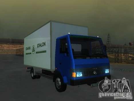 БАЗ Т-713 для GTA San Andreas