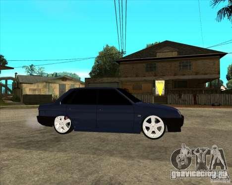 ВАЗ 21099 Light Tuning by Diman для GTA San Andreas вид справа
