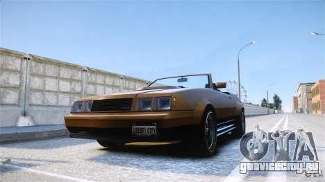 Sabre Convertible для GTA 4