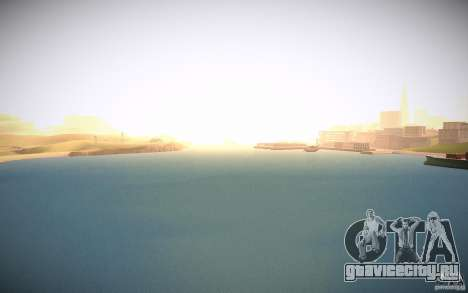 HD Water v4 Final для GTA San Andreas восьмой скриншот