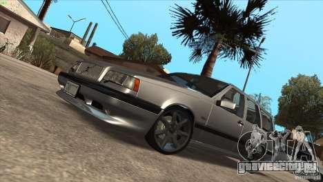 Volvo 850 R для GTA San Andreas вид изнутри