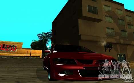 ENB для любых компьютеров для GTA San Andreas двенадцатый скриншот