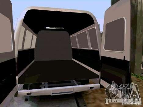 ГАЗель 2705 1994 для GTA San Andreas вид справа