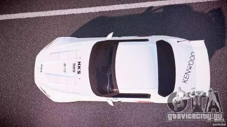 Honda S2000 Tuning 2002 Skin 3 спокойный для GTA 4