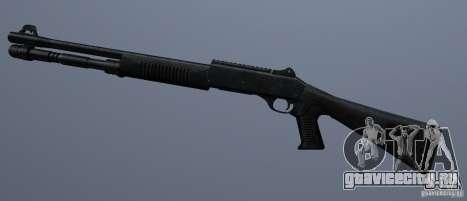 XM1014 для GTA San Andreas третий скриншот