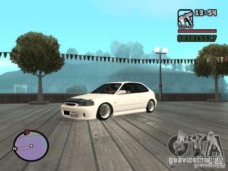 Honda Civic EK9 JDM для GTA San Andreas